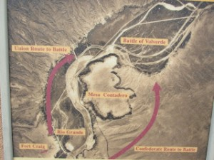 battle of valverde map