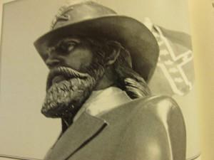 joseph shelby statue waverley missouri