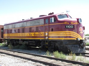 rio grande scenic railroad locomotive