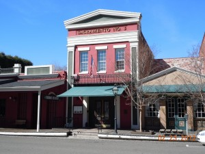 old town sacramento firehouse