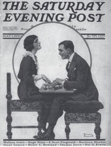 f scott fitzgerald saturday evening post