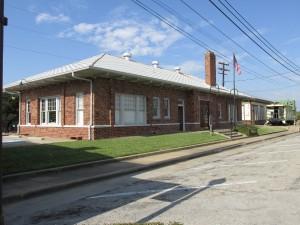 ennis texas railroad museum