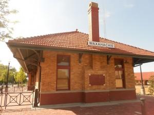 waxahachie texas katy depot