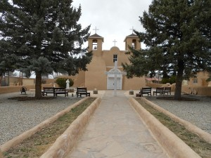 san francisco de asis church grounds