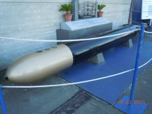 world war two submarine torpedo