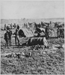 battle of slim buttes march