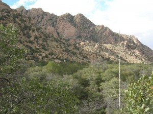 cochise stronghold in arizona