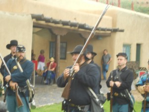 civil war in new mexico