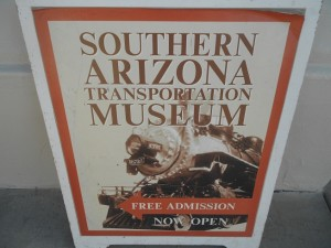southern arizona transportation museum