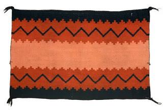 Genuine Navajo Rug