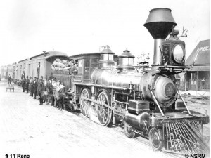 reno locomotive of the virginia and truckee railroad