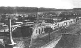 tucson in the 1800's