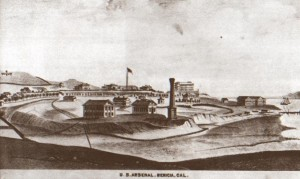 benicia arsenal