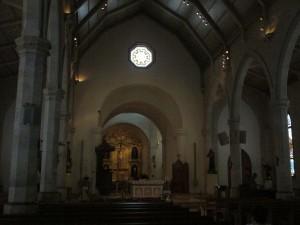 san fernando cathedral interior