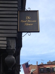 paul revere museum boston