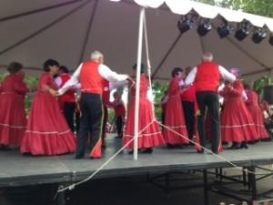 fiesta santa fe dance
