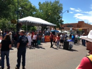 fiesta santa fe events