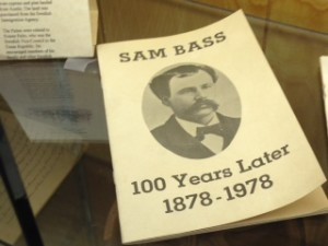outlaw sam bass