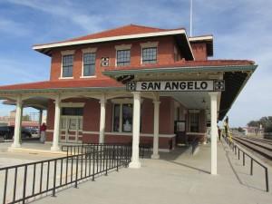 railroad depot santa fe