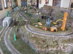 model railroad exhibits texas