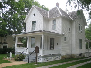 ronald reagan boyhood home dixon illinois