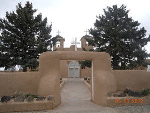 rancho de taos mission
