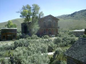 bannack montana ghost town
