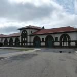 santa fe train depots in texas
