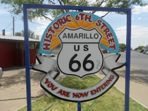 amarillo route 66