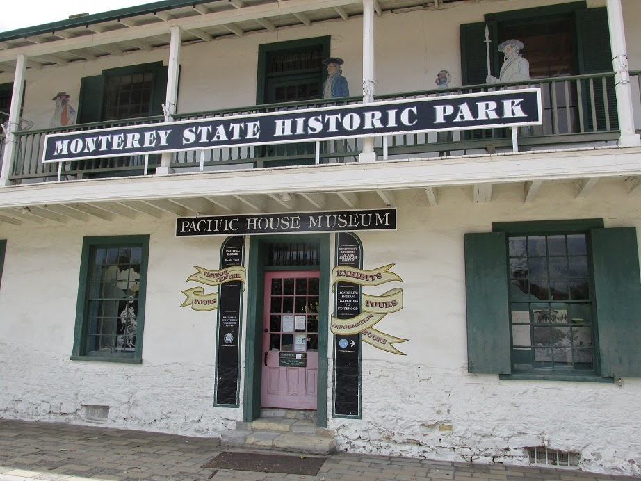monterey ca historic sites
